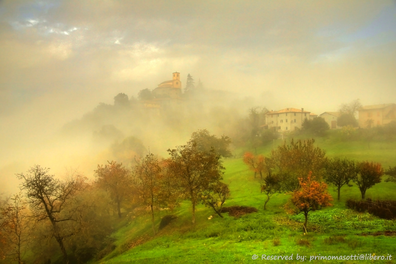 Photograph autumn in my village Montecorone. _4046_ Dvd 15 by primo masotti on 500px