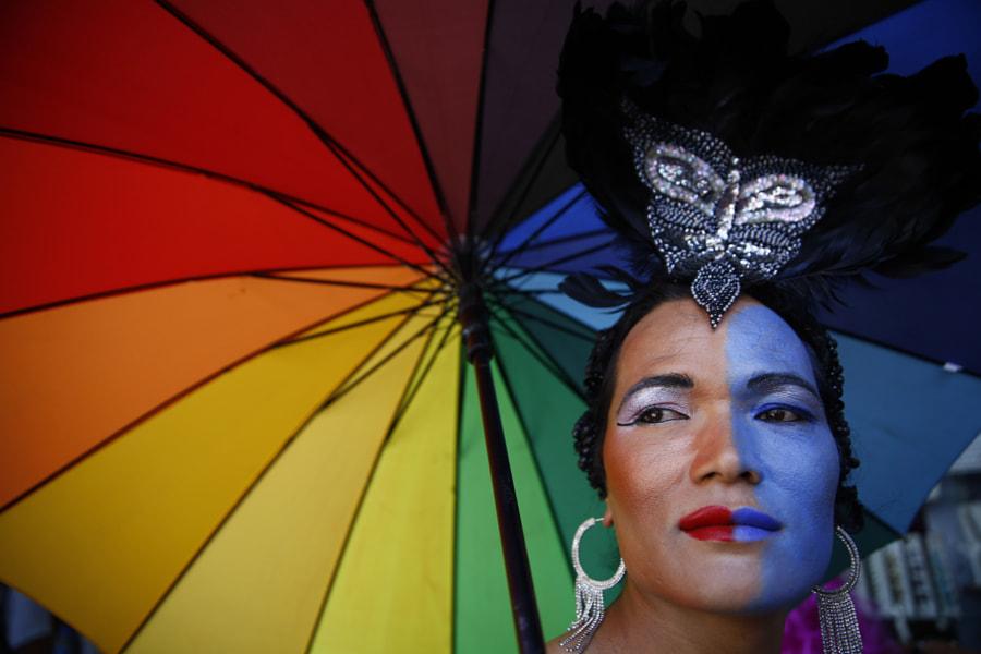 LGBT Pride Parade in Nepal by Skanda Gautam on 500px.com