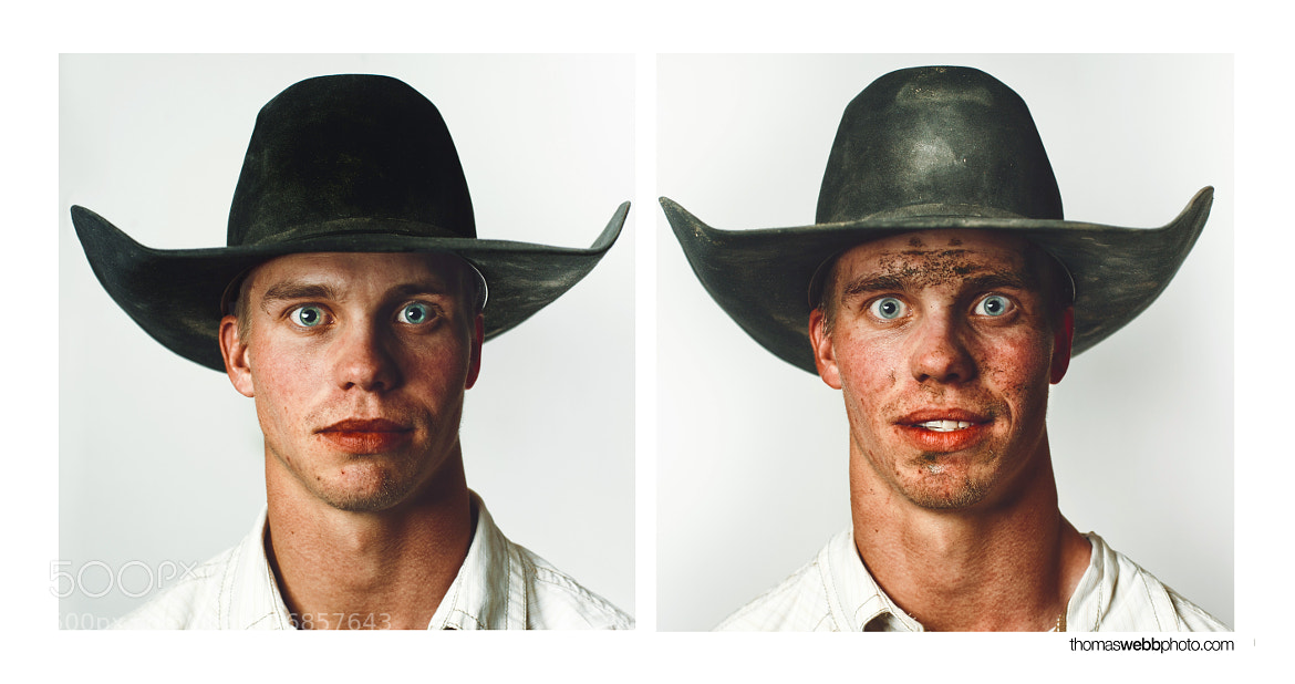 Photograph Bronco - Before and After 2 by Thomas Webb on 500px