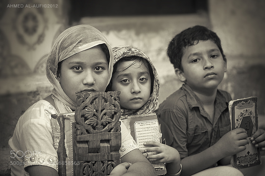 Photograph quran Students by AHMED AL-AUFI on 500px