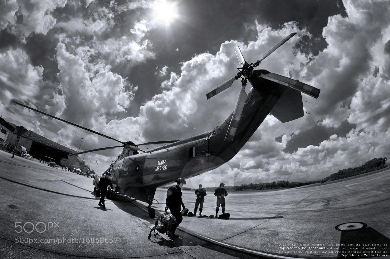 Photograph TUDM Open day by Syafiq Adnan on 500px