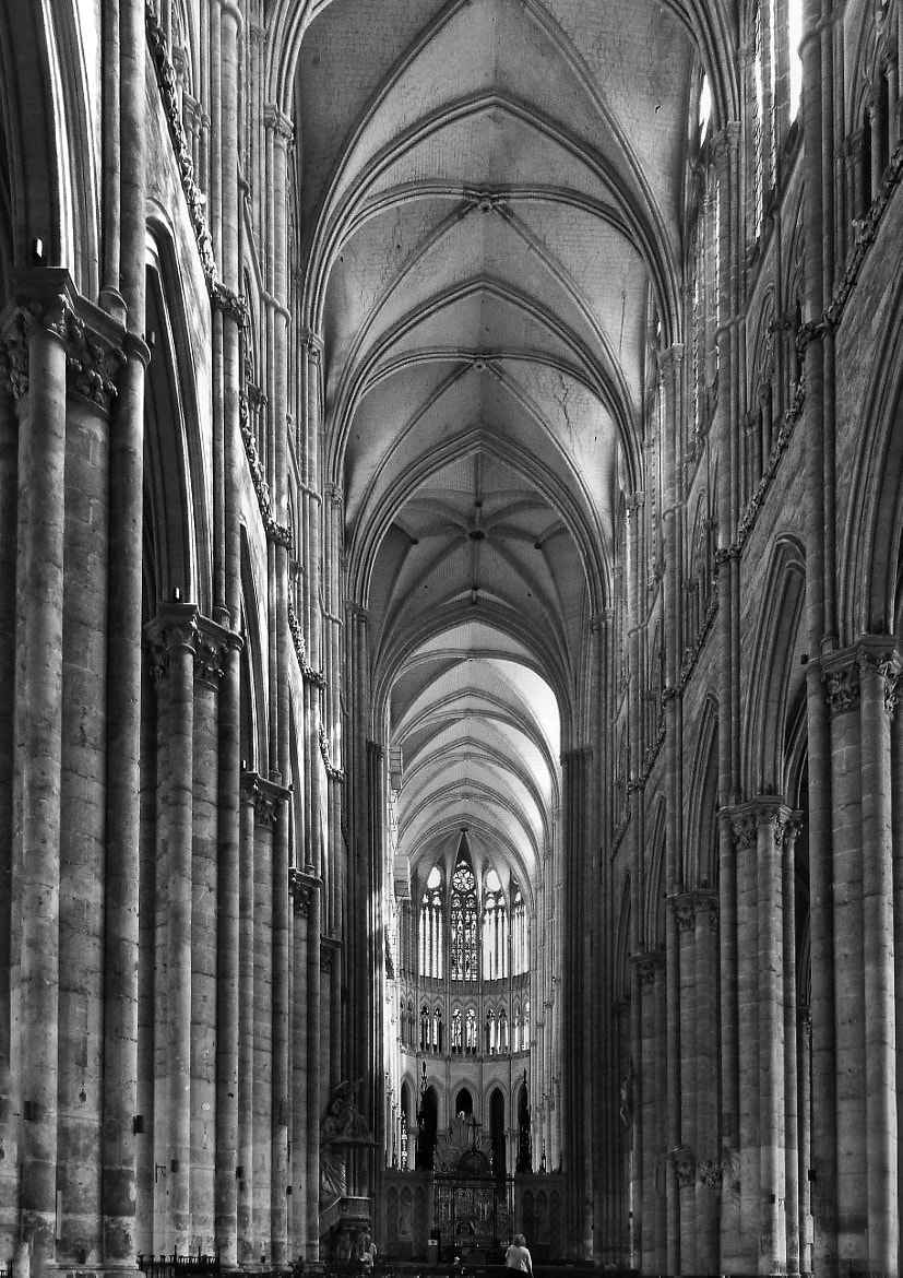 Photograph Amiens Cathedral  by Ray Jones on 500px