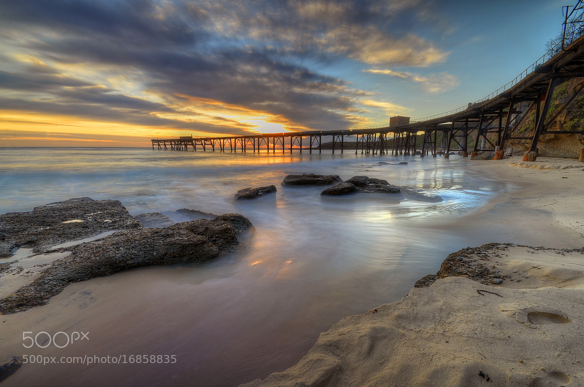 Photograph Sunrise at The Bay. by Warren Patten on 500px