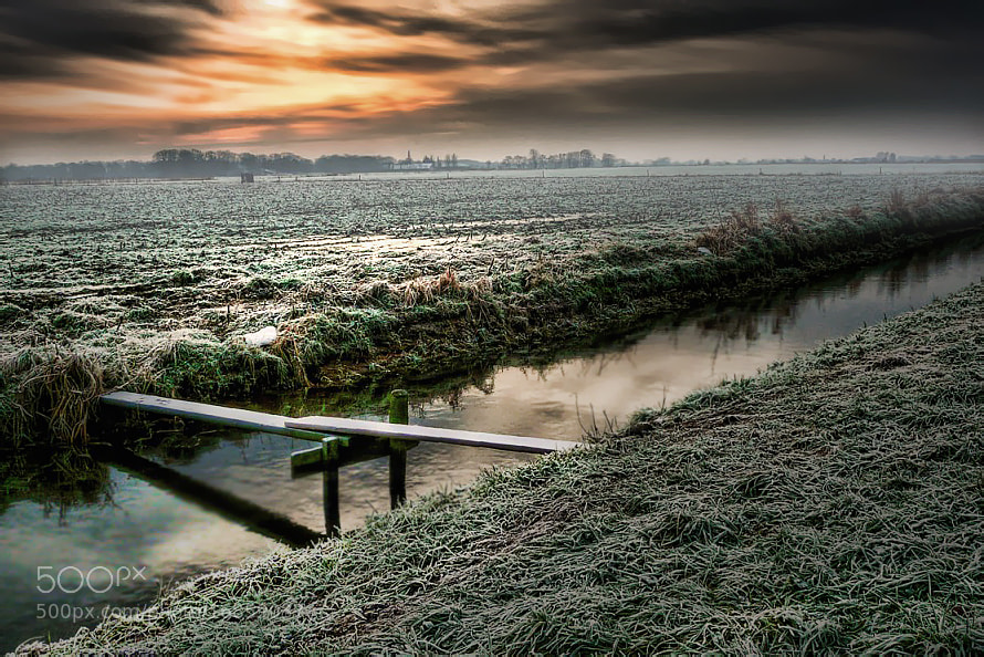 Photograph getting colder and colder by Patrick Strik on 500px