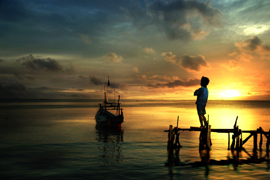 Photograph Waiting by 3 Joko on 500px