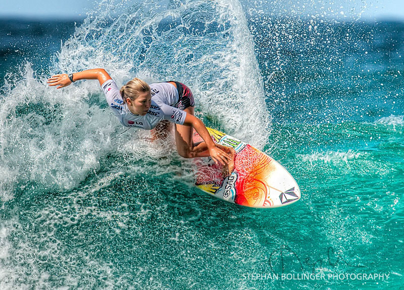 Photograph Surf World Championships by Stephan Bollinger on 500px