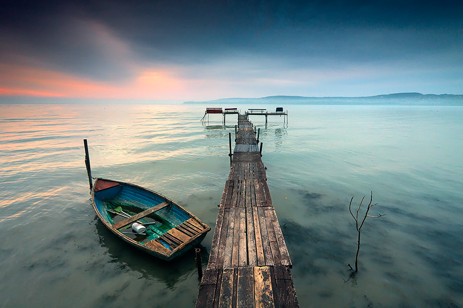 Photograph lost in the echo by Adam Dobrovits on 500px