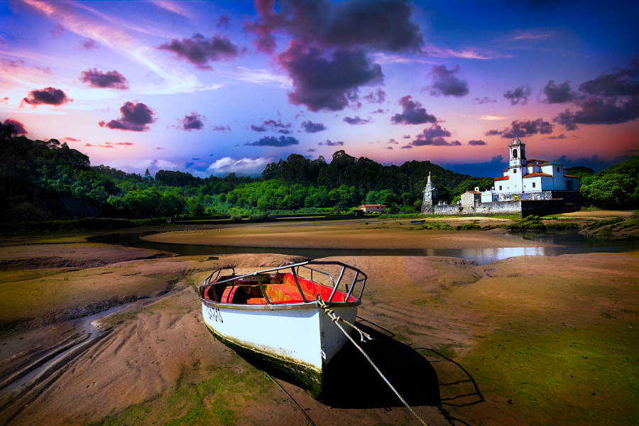 The boat de Jose González en 500px.com