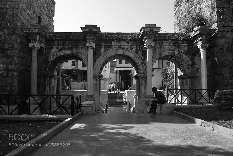 Photograph 3 Gates by Ilke Sanlav on 500px