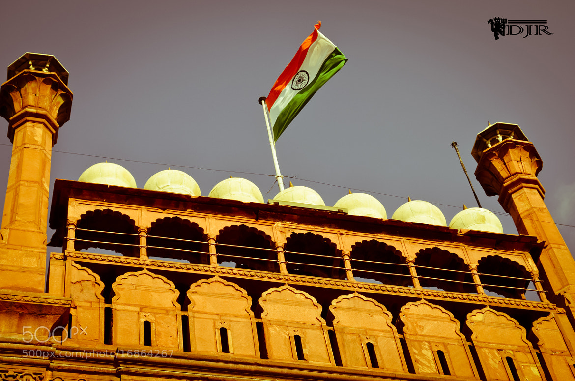 Photograph Red Fort by Jeffrey Rubin on 500px