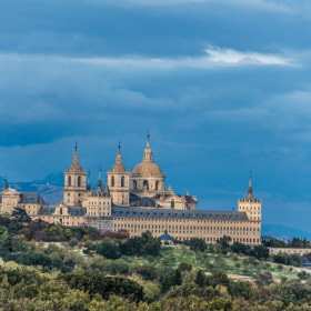monastery of El Escorial - Madrid