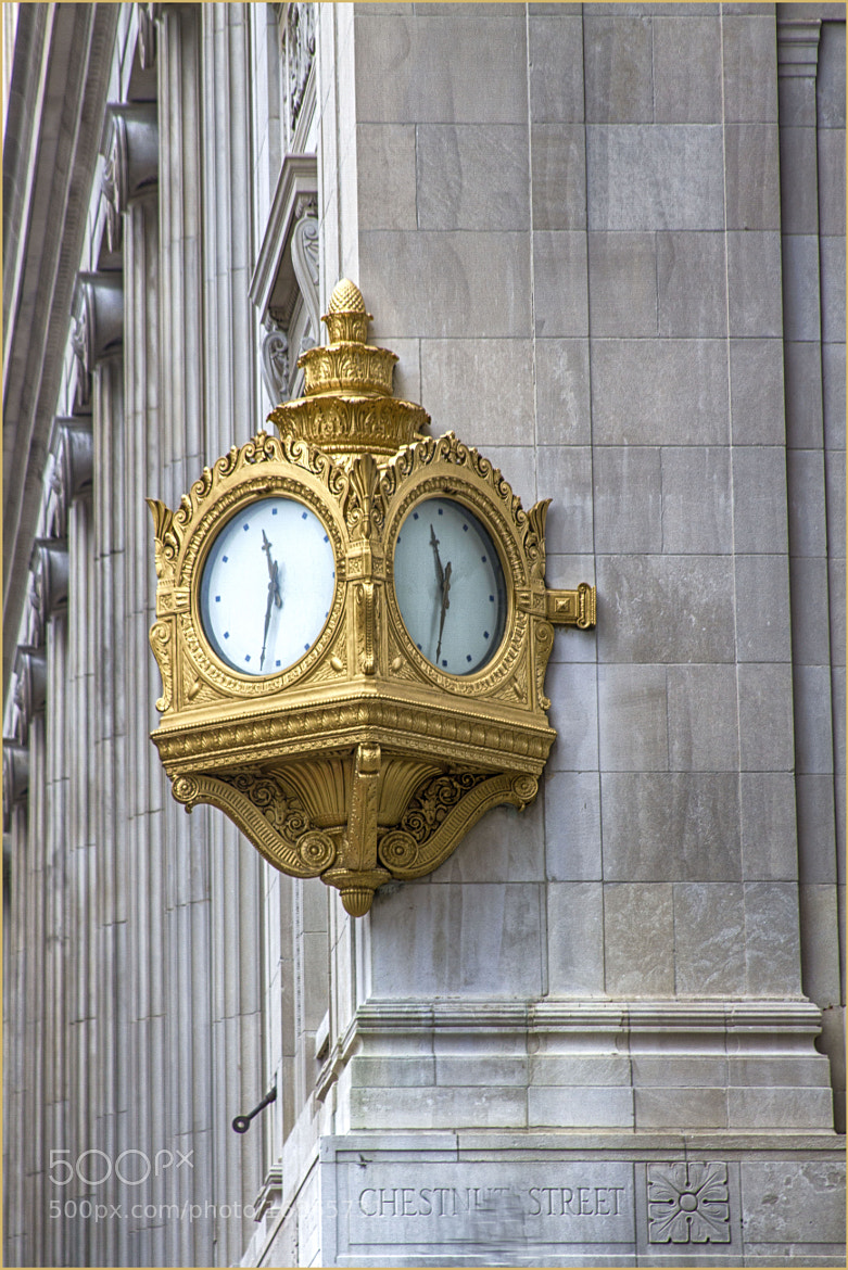 Photograph The Clock. . . by Sonny Hamauchi on 500px