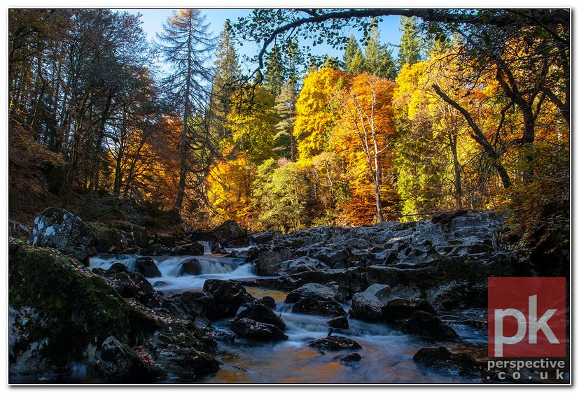 Photograph Autumnal Scotland by Ian Potter on 500px