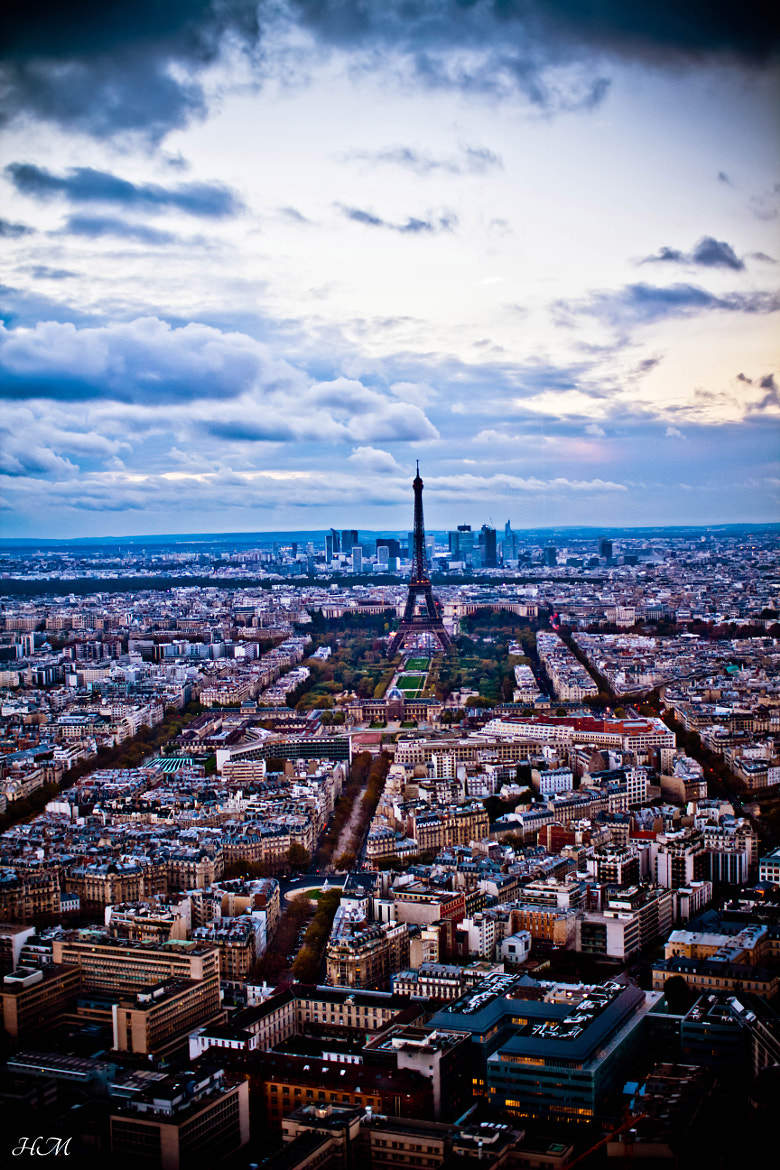 Photograph They call it the Eiffel Tower by Habib Messaoudi on 500px