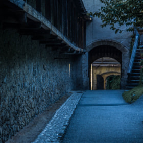 Photograph oldPassage by Lukas Bachschwell