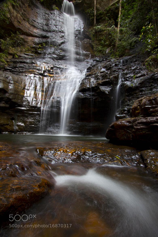 Photograph Empress Waterfall  by Hadi Mirza on 500px