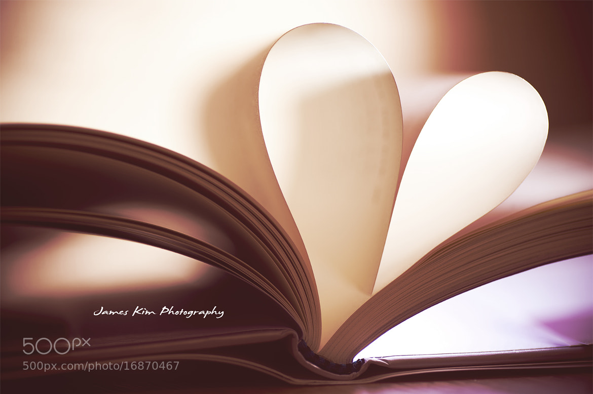 Photograph Love of literature by James Kim on 500px