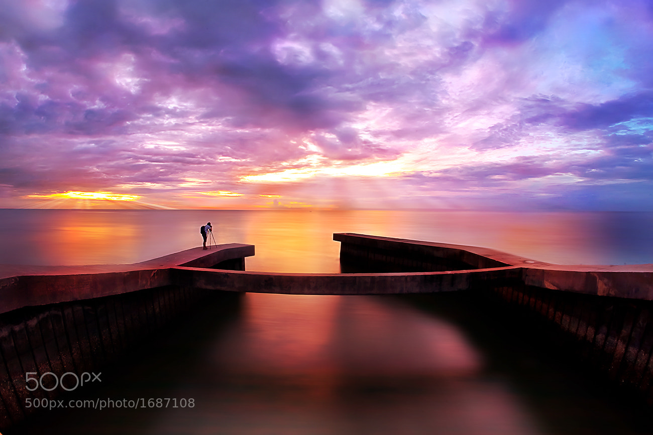 Photograph The Photographer by Arthit Somsakul on 500px