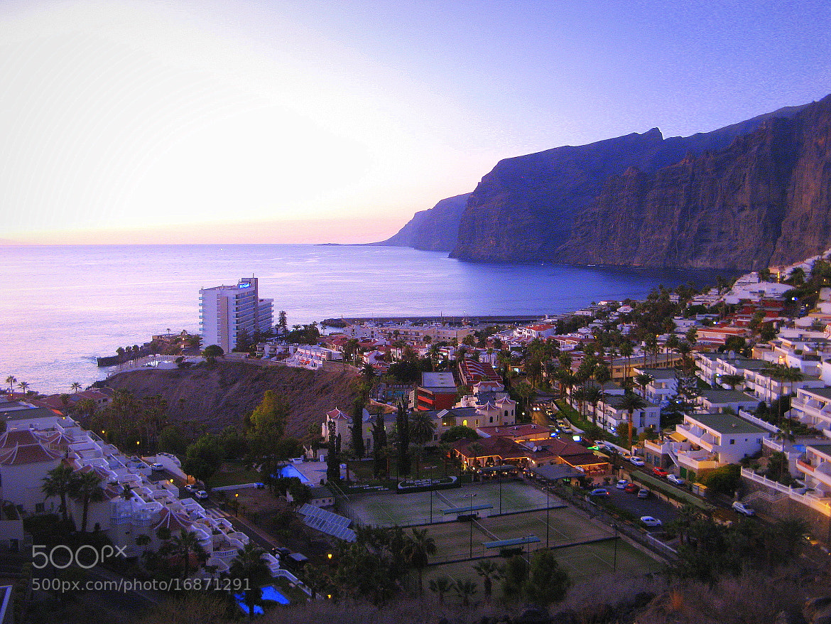 Photograph Los Gigantes, Tenerife by Septimiu Catona on 500px