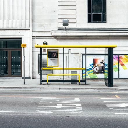 yellow stop.
