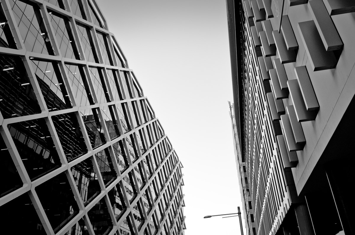 Photograph Sydney I - Squares and Blocks by Dela Deden on 500px