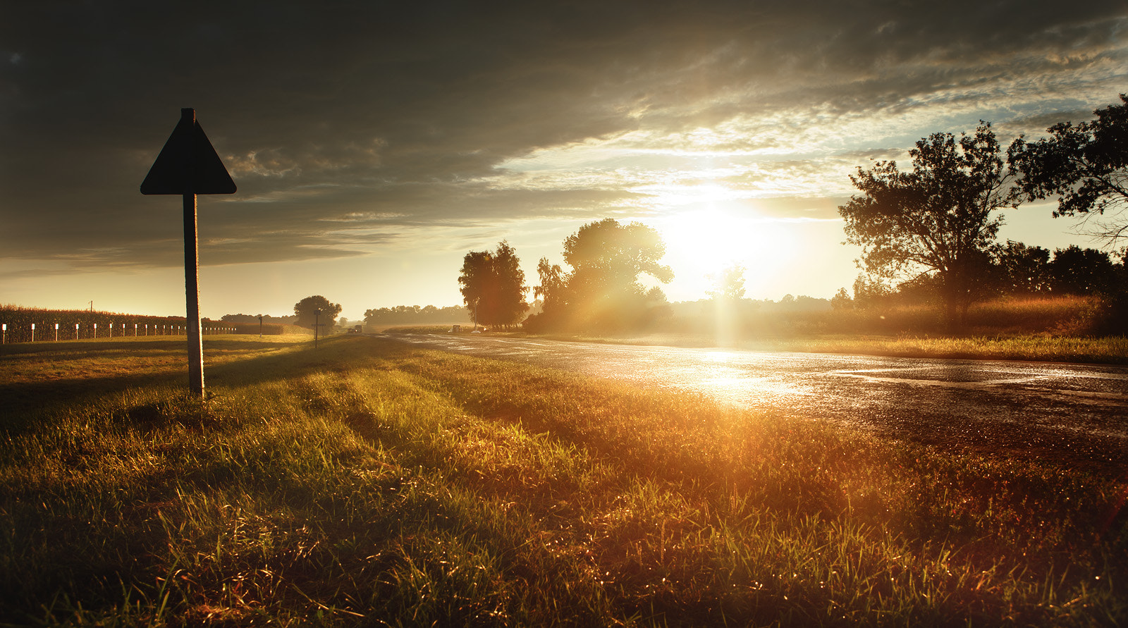 Photograph SunLight after rain by Arsen Stahiv on 500px