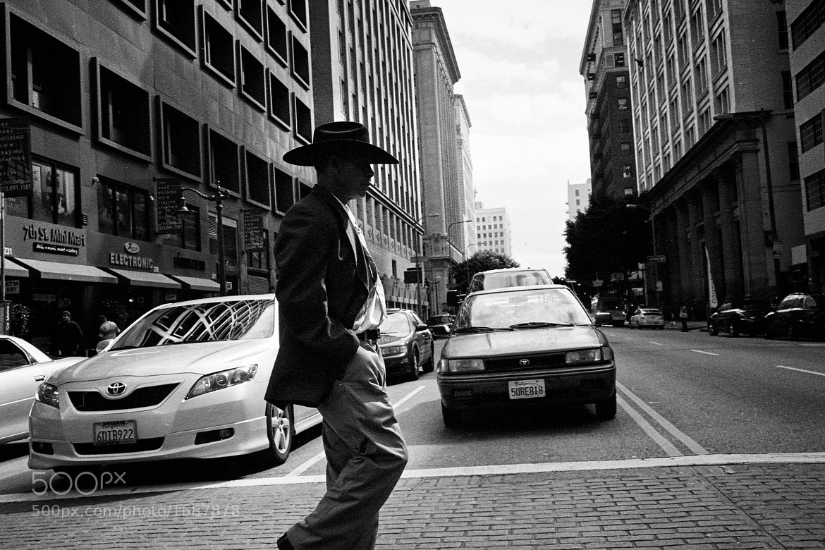 Photograph City Cowboy by Dana Barsuhn on 500px