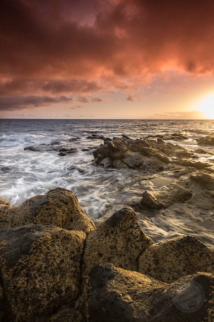 Photograph Tenerife Storm by Gordonk -Photography on 500px