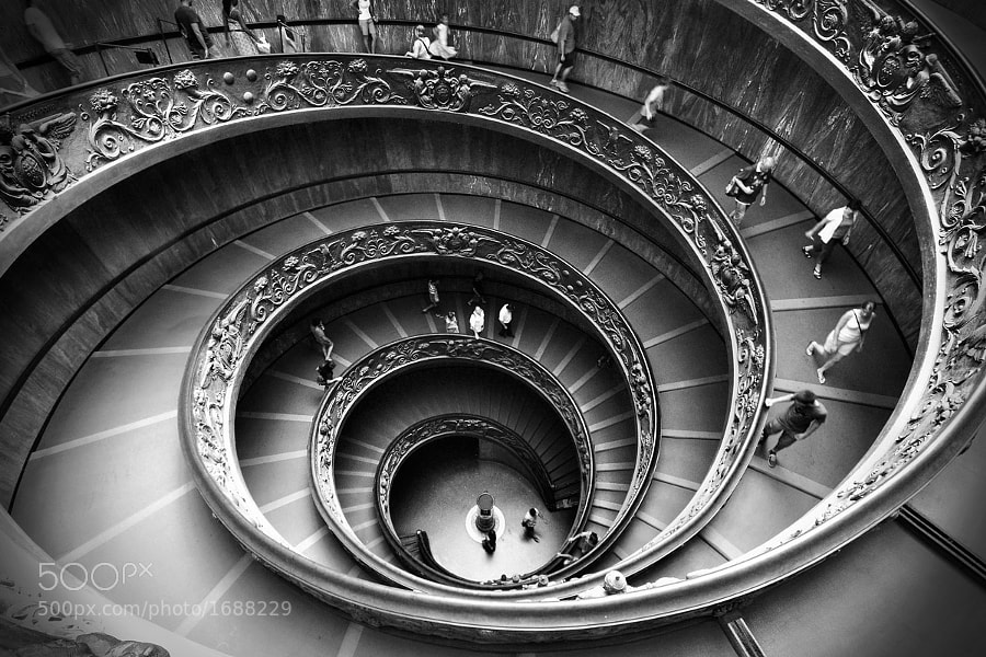 Vatican City by Daniele Puliti (wilduck) on 500px.com