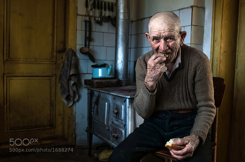 Photograph A piece of bread... by Zoltan Huszti on 500px