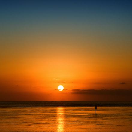 SUNSET AT ERMITTAGE