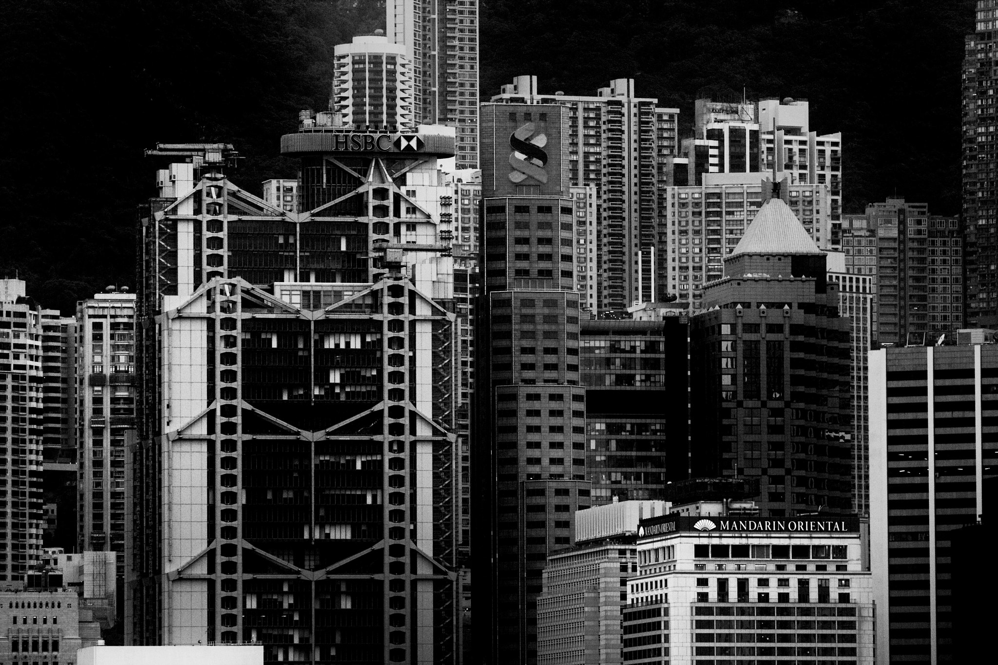 Photograph Concrete City by Derek Yuen on 500px