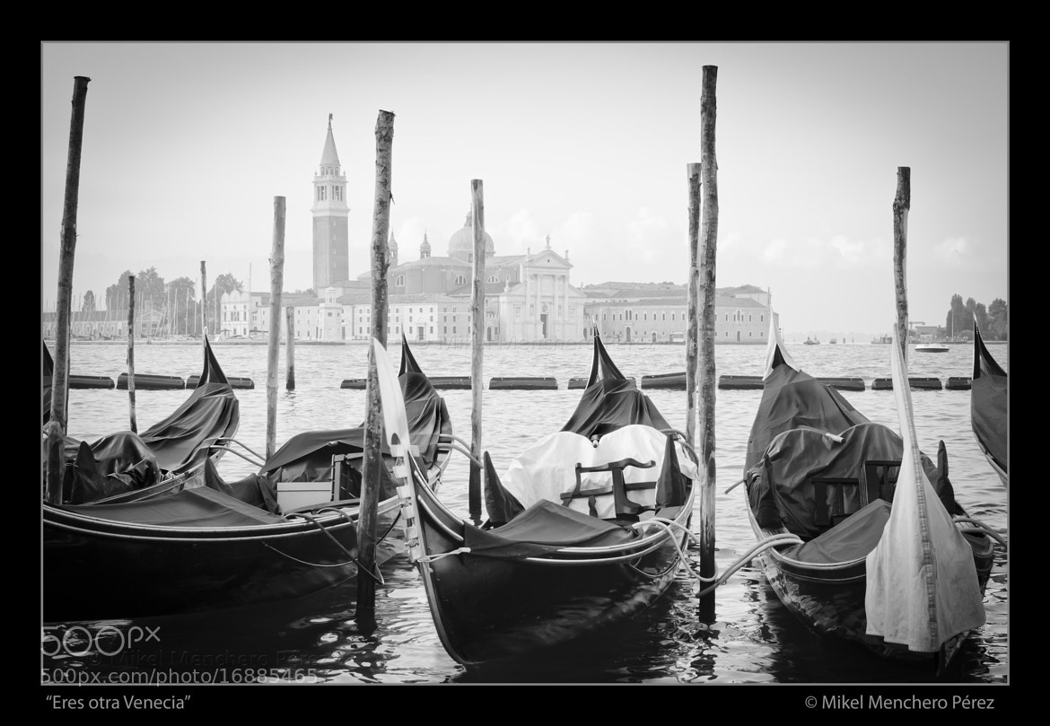 "Photograph ""Eres otra Venecia"" by Mikel Menchero on 500px"