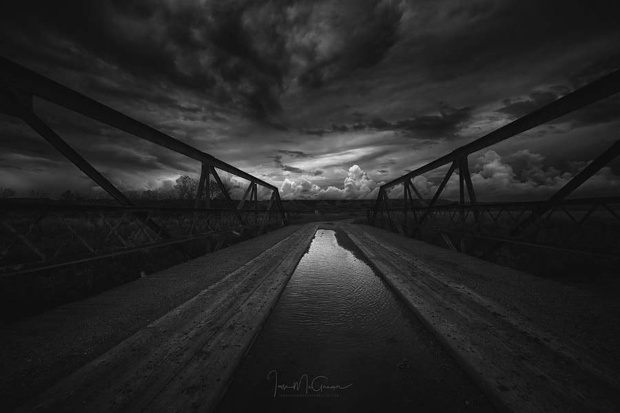 Troubled Bridge by Ian McGregor on 500px.com