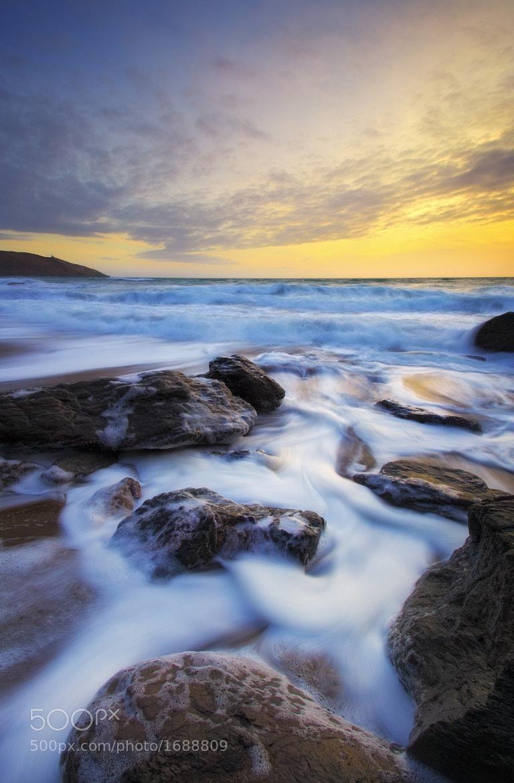 Photograph Silken Shoreline by Paul Morgan on 500px