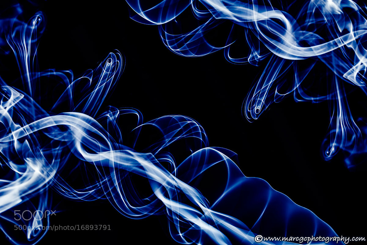 Photograph Smoke and Fish by Marc Garrido on 500px