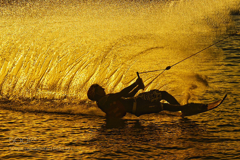 Photograph Water Skii by Füsun Taş Binol on 500px