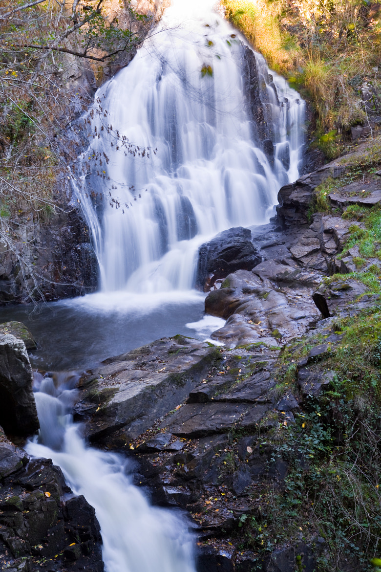 Photograph cascade de la Prade by Cheype Sébastien on 500px