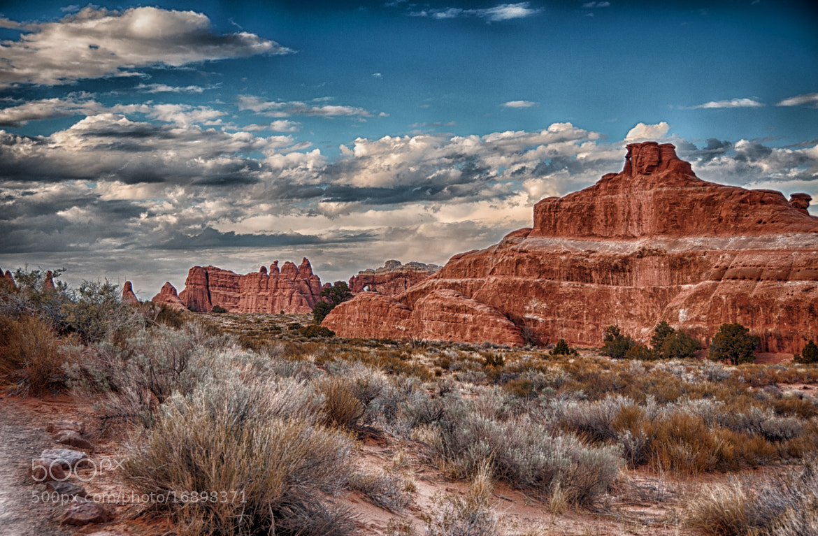 Photograph Arches national park by Andrea Spallanzani on 500px