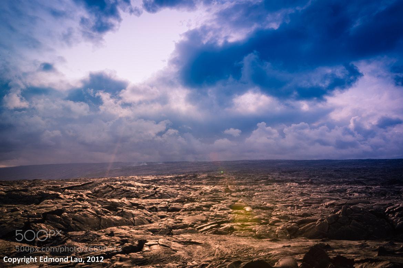 Photograph Lava Field by Edmond Lau on 500px
