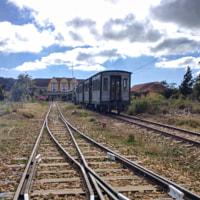 Rail way in Dalat