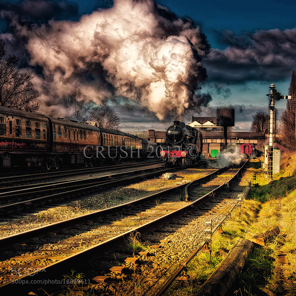 Photograph Evening Express by Martin  Crush on 500px