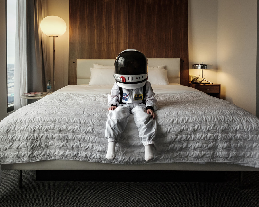 what are astronauts beds like