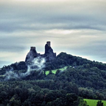 Ruin of Trosky Castle
