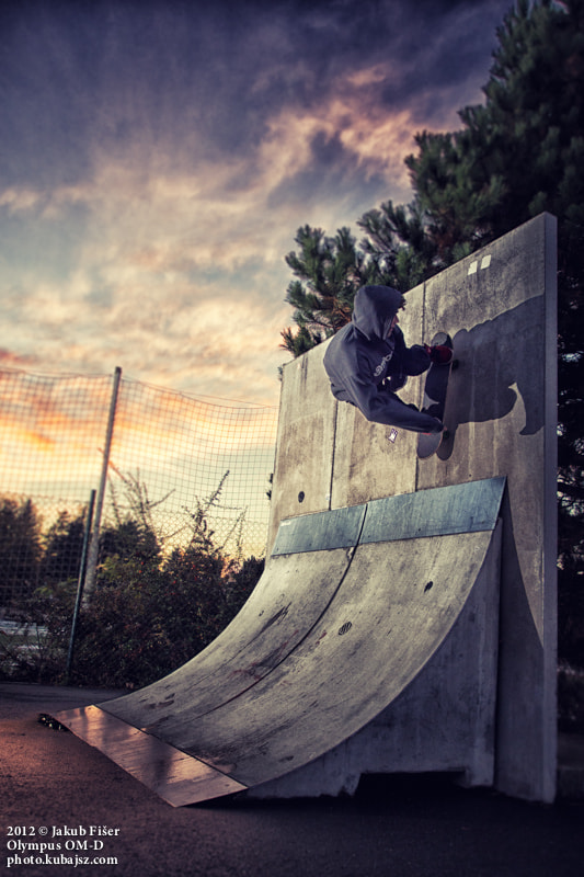 Photograph Wallride by KUbajsz Fiser on 500px