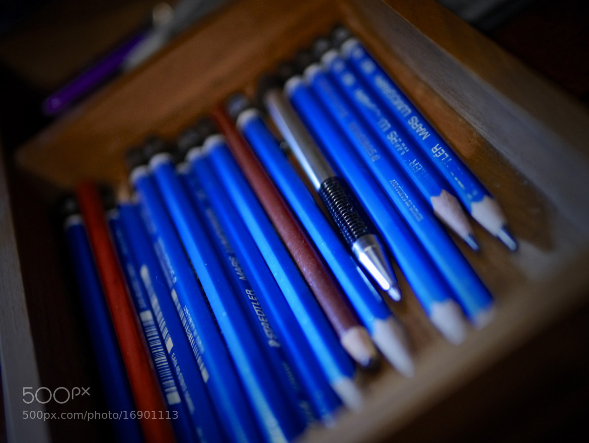 Photograph pencils by Bruce Alderson on 500px