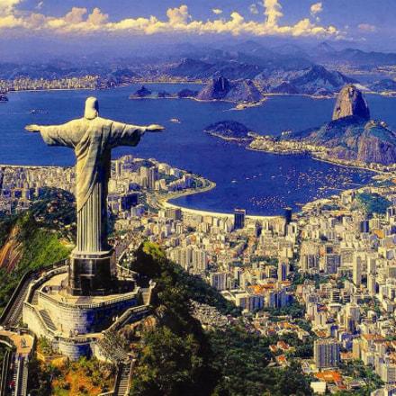 Rio De Janeiro Day, Christ.