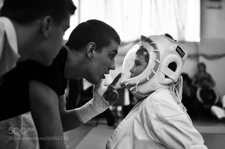 Photograph Coach says by Rodion Shaikhutdinov on 500px