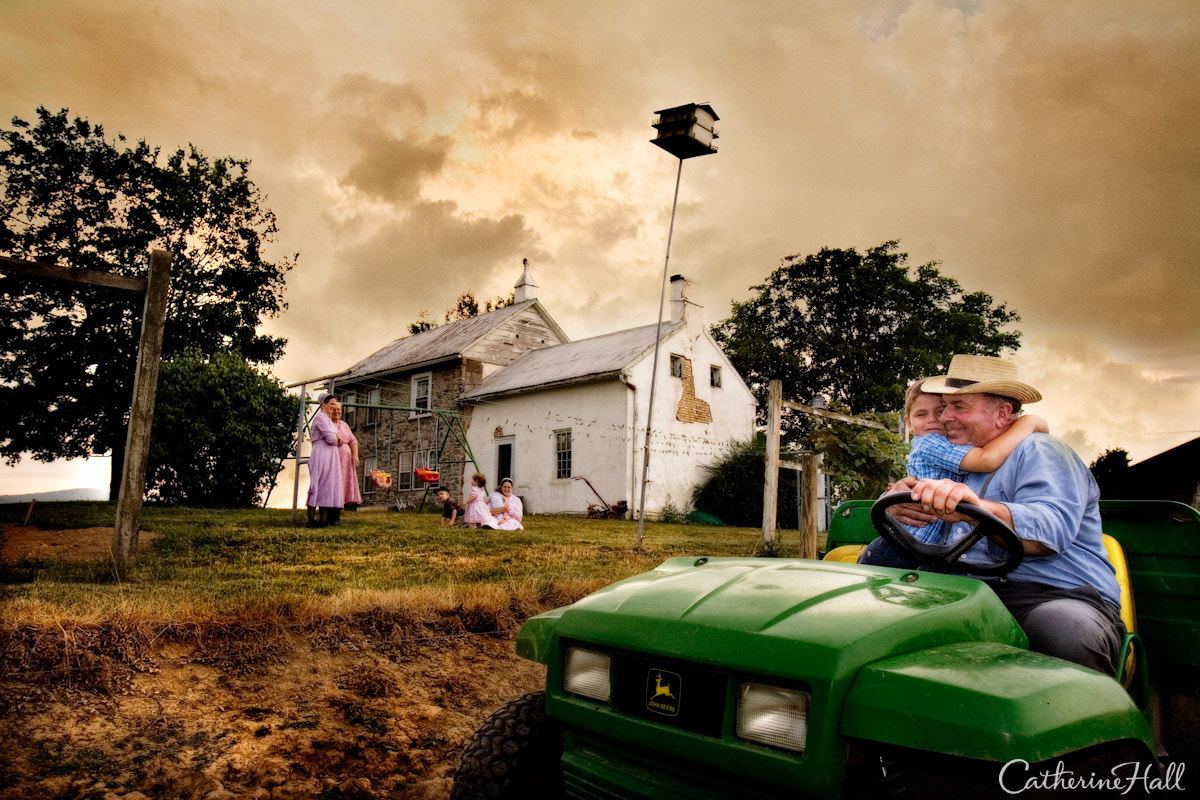Photograph The John Deere Way of Life by Catherine Hall on 500px