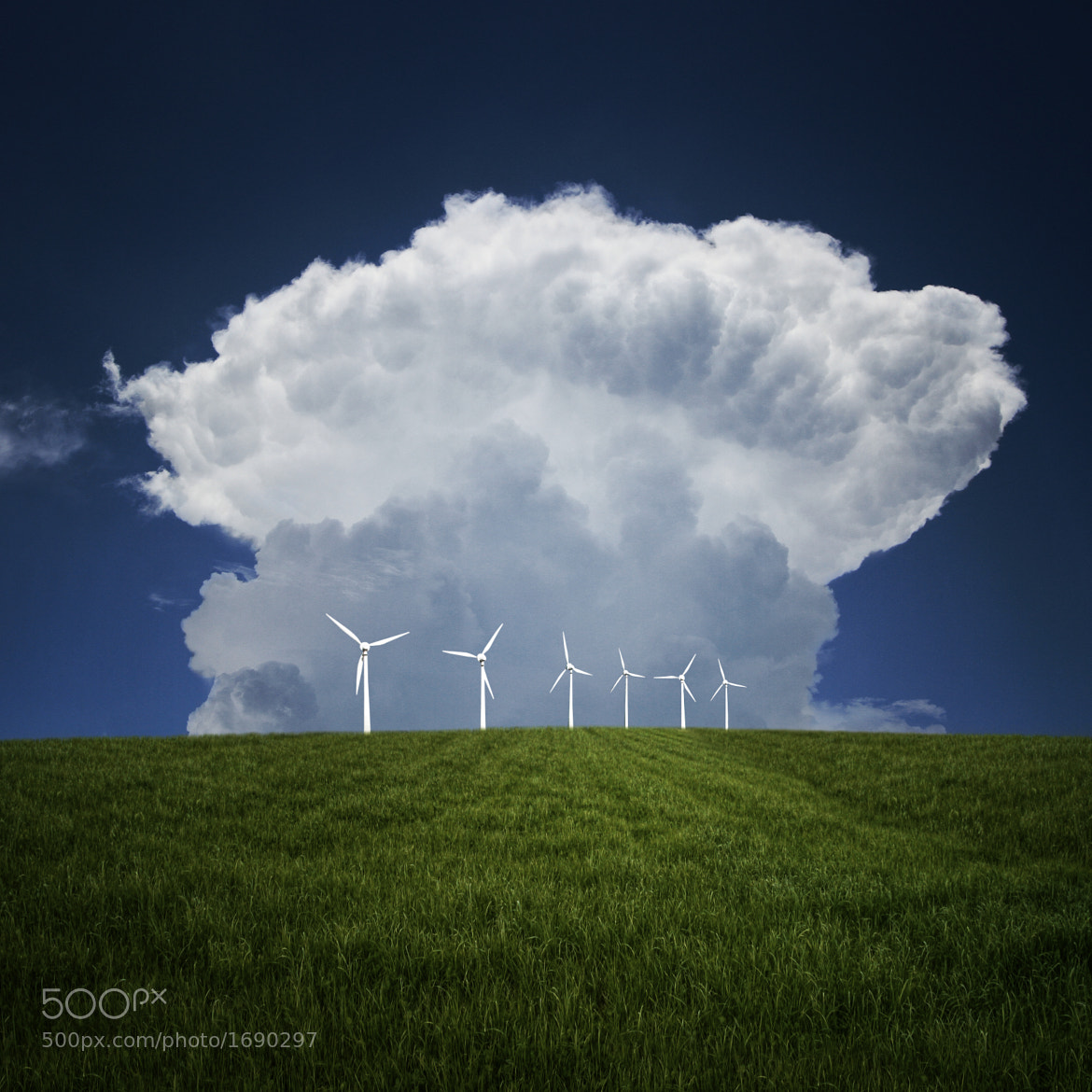 Photograph The Power of the Wind by Carlos Gotay on 500px